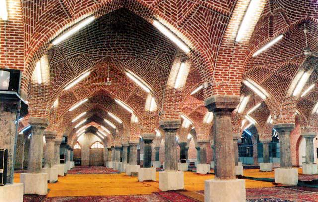 Image result for مسجد جامع تبریز